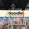 New Storefront Graphics are a Hit for Doodle Productions